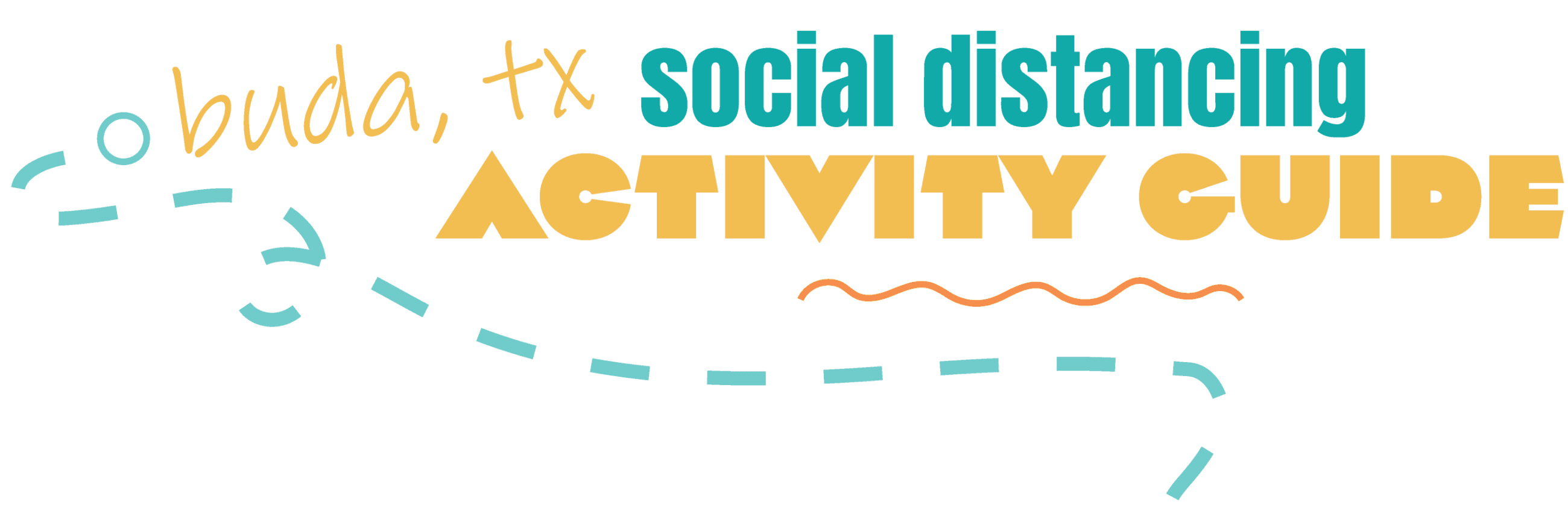 buda, tx social distancing guide text