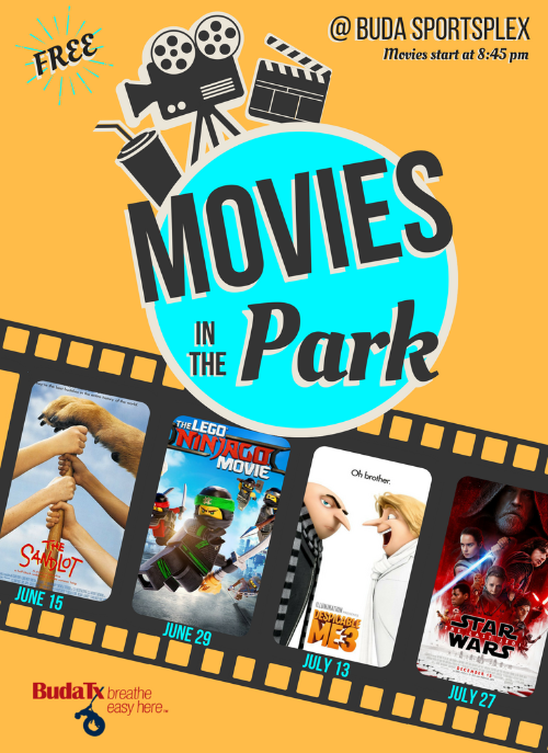 2018 Movies in the Park
