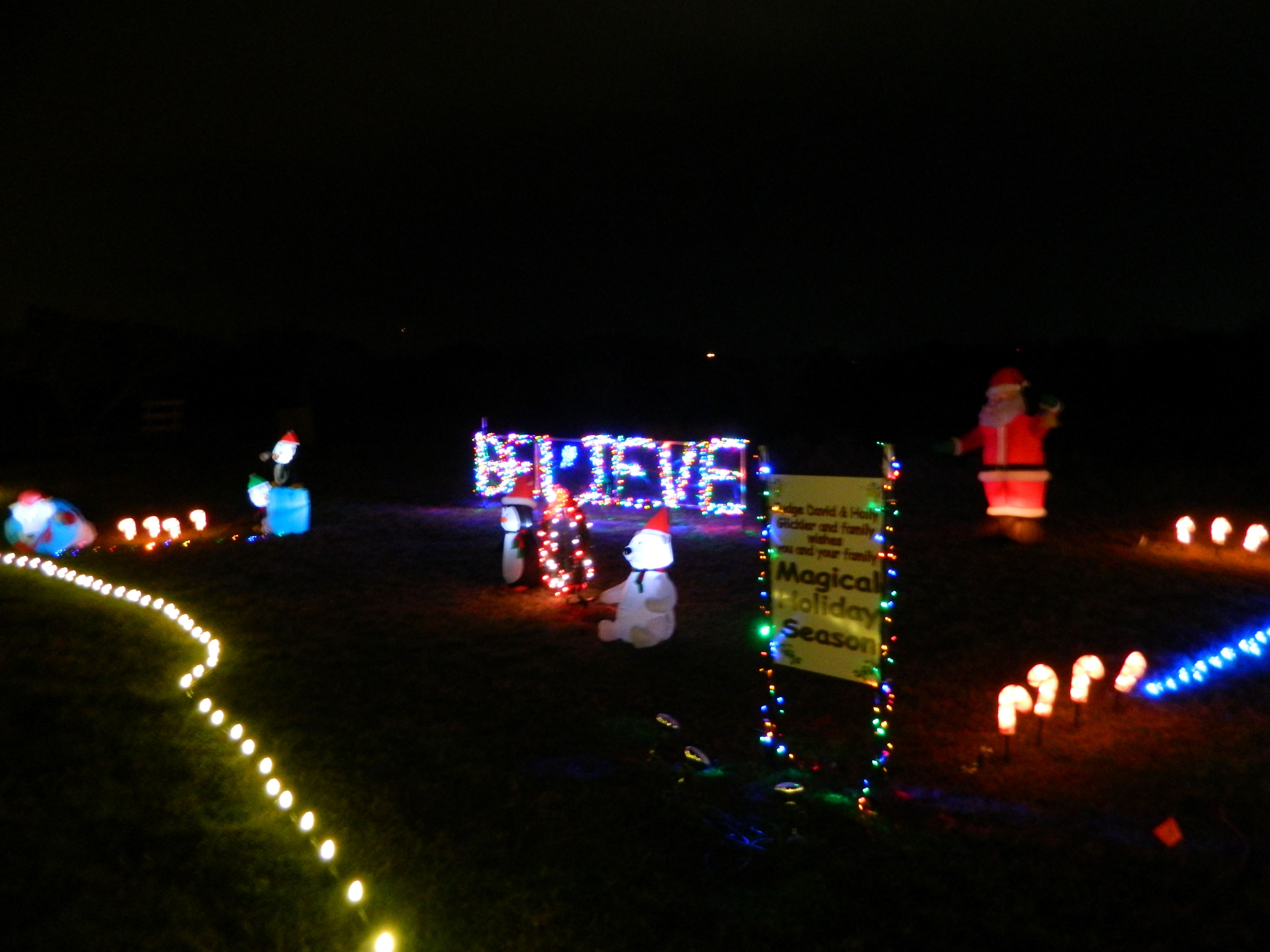 2014 Buda Trail of Lights